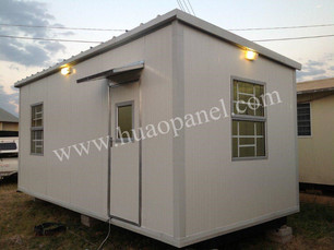 sandwich panel for container office in south africa