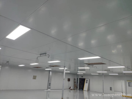 sandwich panel wall and ceiling