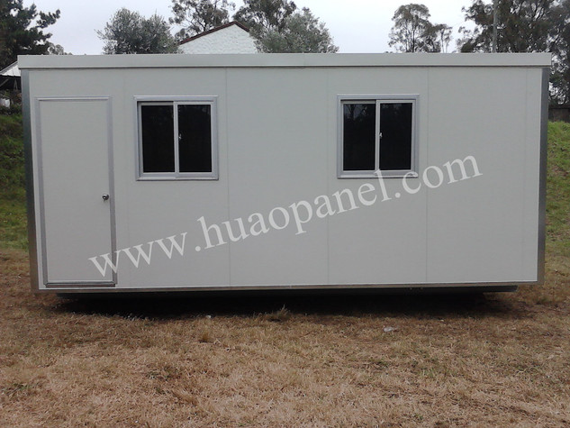 sandwich panel for small rental house in australia