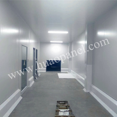sandwich panel clean room
