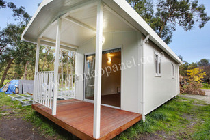 sandwich panel for container house project in australia