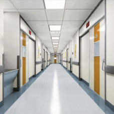 insulated composite panels for clean room
