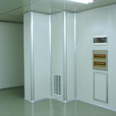 clean room aluminum profile