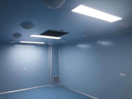 pharmaceutical clean room 3