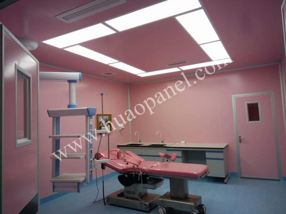 cleanroom hospital 24