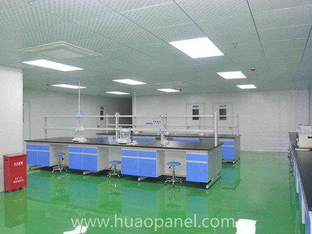 clean room for laboratory