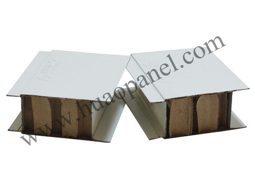 Feature and Application of Paper Honeycomb insulated panel