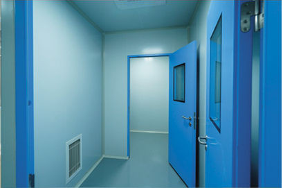 what is cleanroom door and window and how to install ?