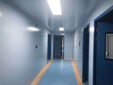 pharmaceutical clean room 5