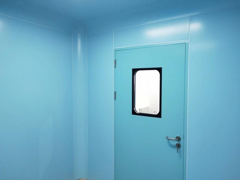 clean room wall_ceiling_door_window_aluminum