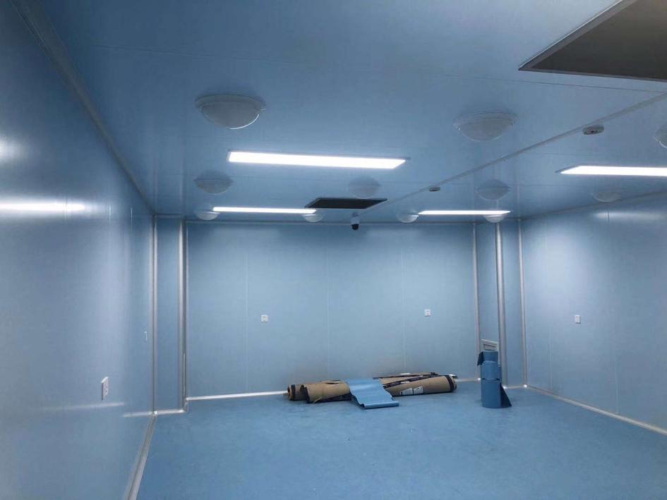 pharmaceutical clean room 4