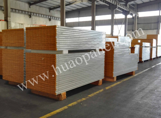 Six superior properties of magnesium sandwich panel