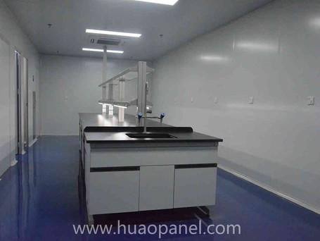 sandwich panel clean room laboratory