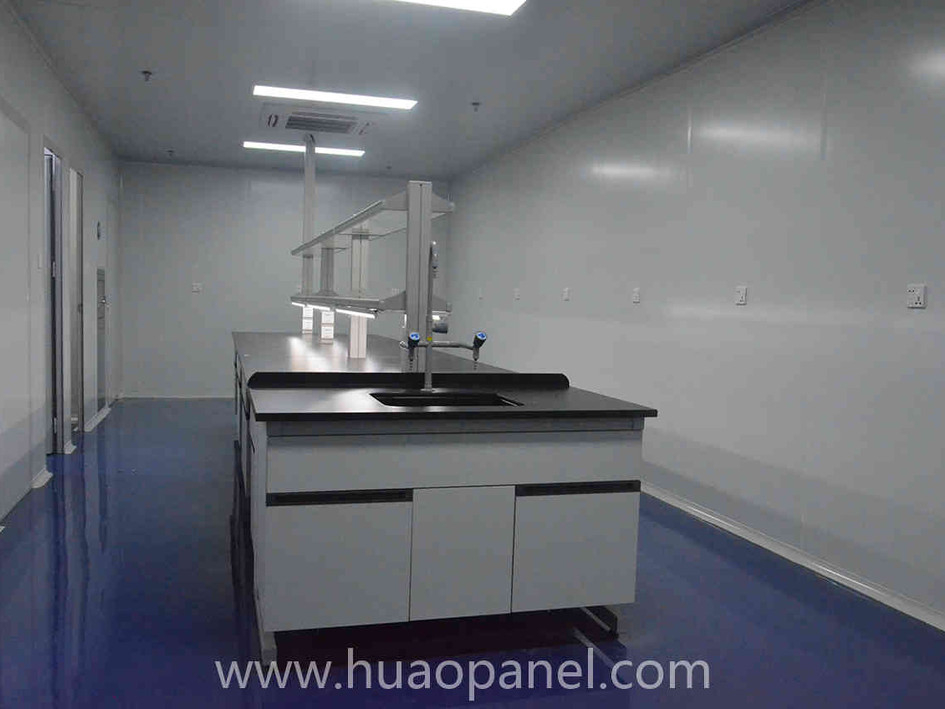 sandwich panel clean room laboratory