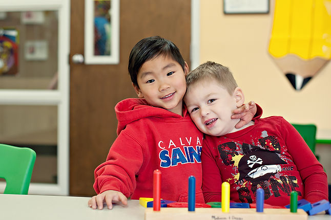 Calvary Pre-School in Springfield, Illinois
