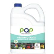 Desinfectante PQP Prof organico de 4lt