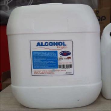 Alcohol de 20 litros