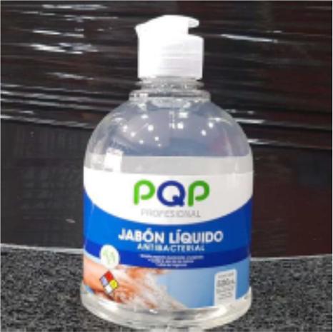 Jabón liq PQP Prof Antibacterial 500 ml