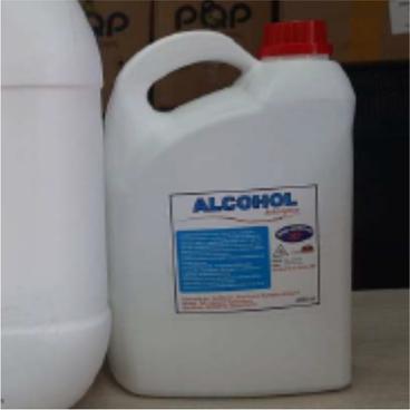 Alcohol de 4000 ml
