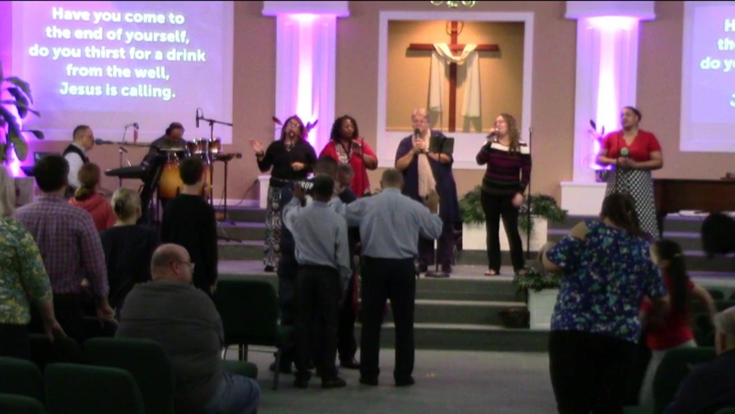 Genesis Community Church Service 2-3-18