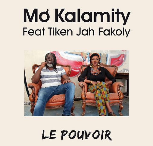 """Nouveau single / New single """"Le Pouvoir"""""""