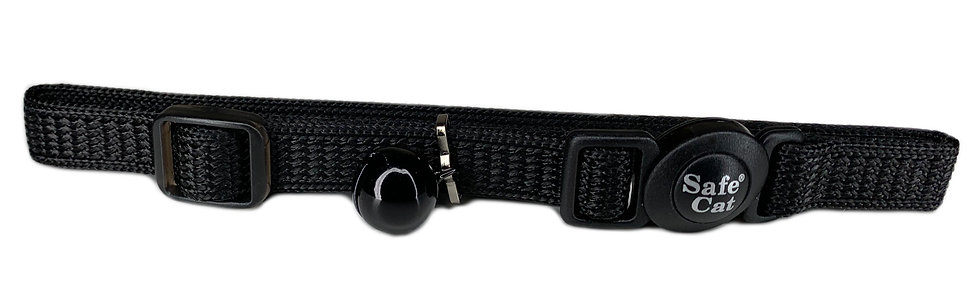 Cat Collar Quick Release - Black