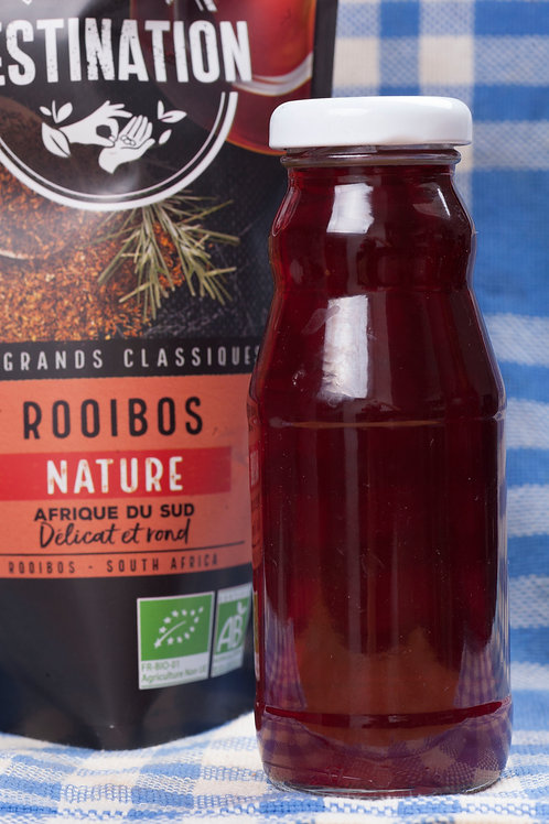 Infusion Rooibos-Hibiscus