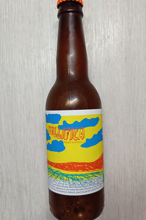 """Bière Bio """"Mellifica"""" Blonde"""