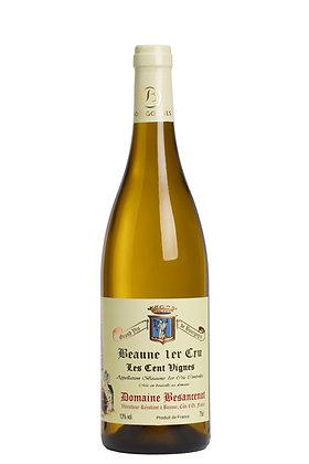 Beaune Cent Vignes 1er Cru blanc