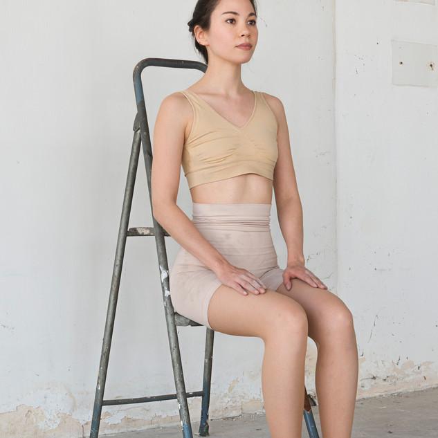Sitzen im Eisenstuhl I