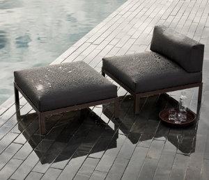Seat NLh + Footstool NLh