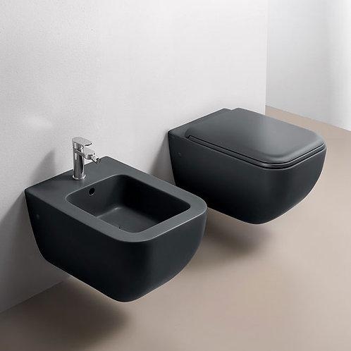 WC & Bidet mat finish