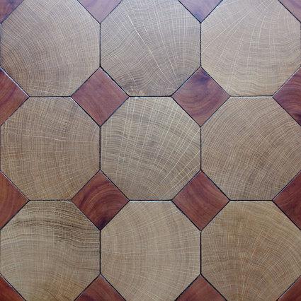 Wood floor oak-CAB-2