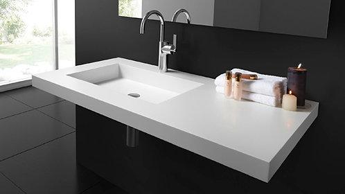 Sink rectangular