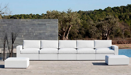 Sofa M - modular - 5 seats