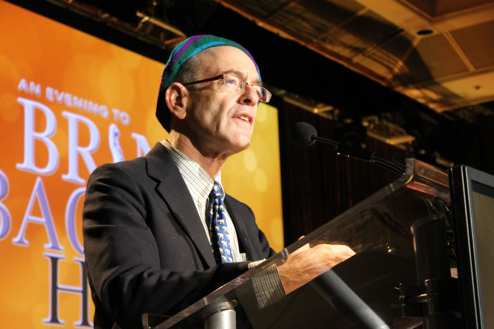 Dr. Rick Hodes Bring Back Hope 2012