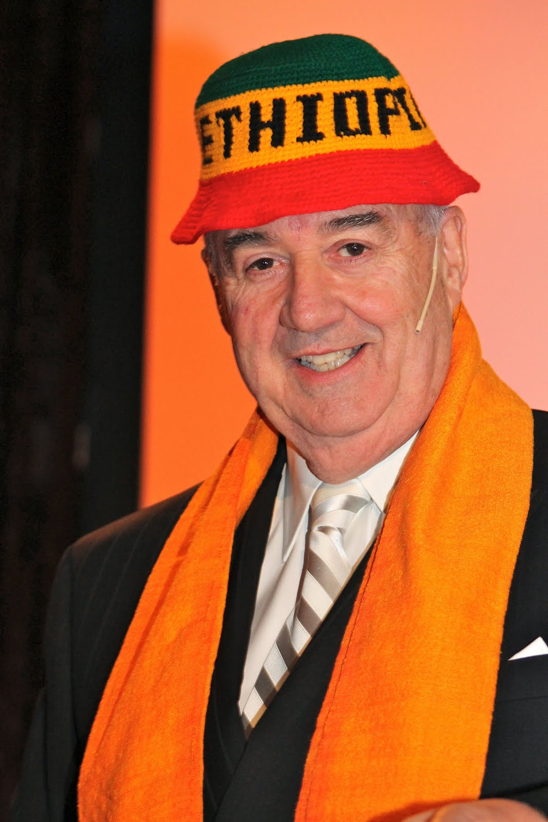 Peter Legge Bring Back Hope 2012