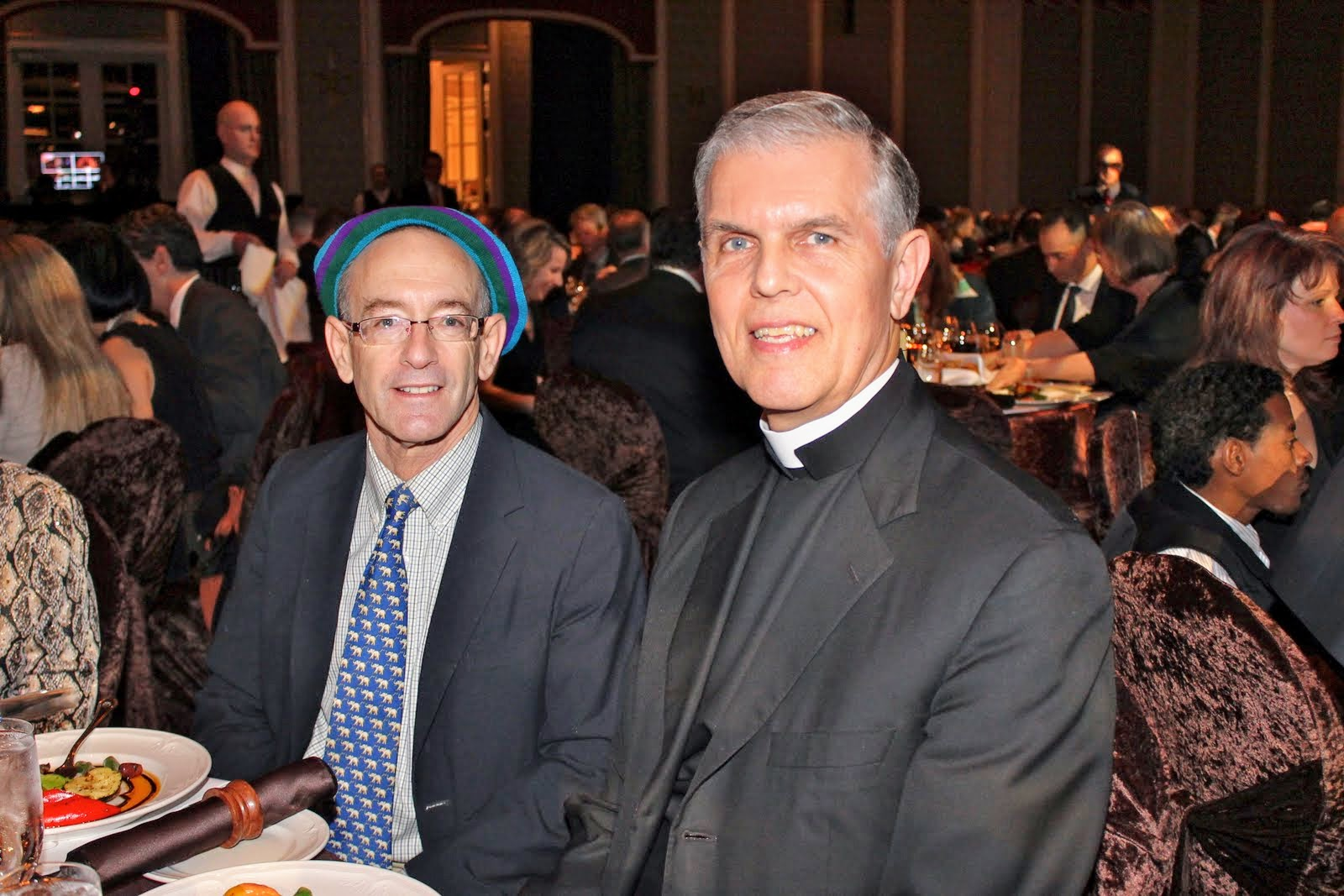 Monsignor Fred Dolan BBH 2012