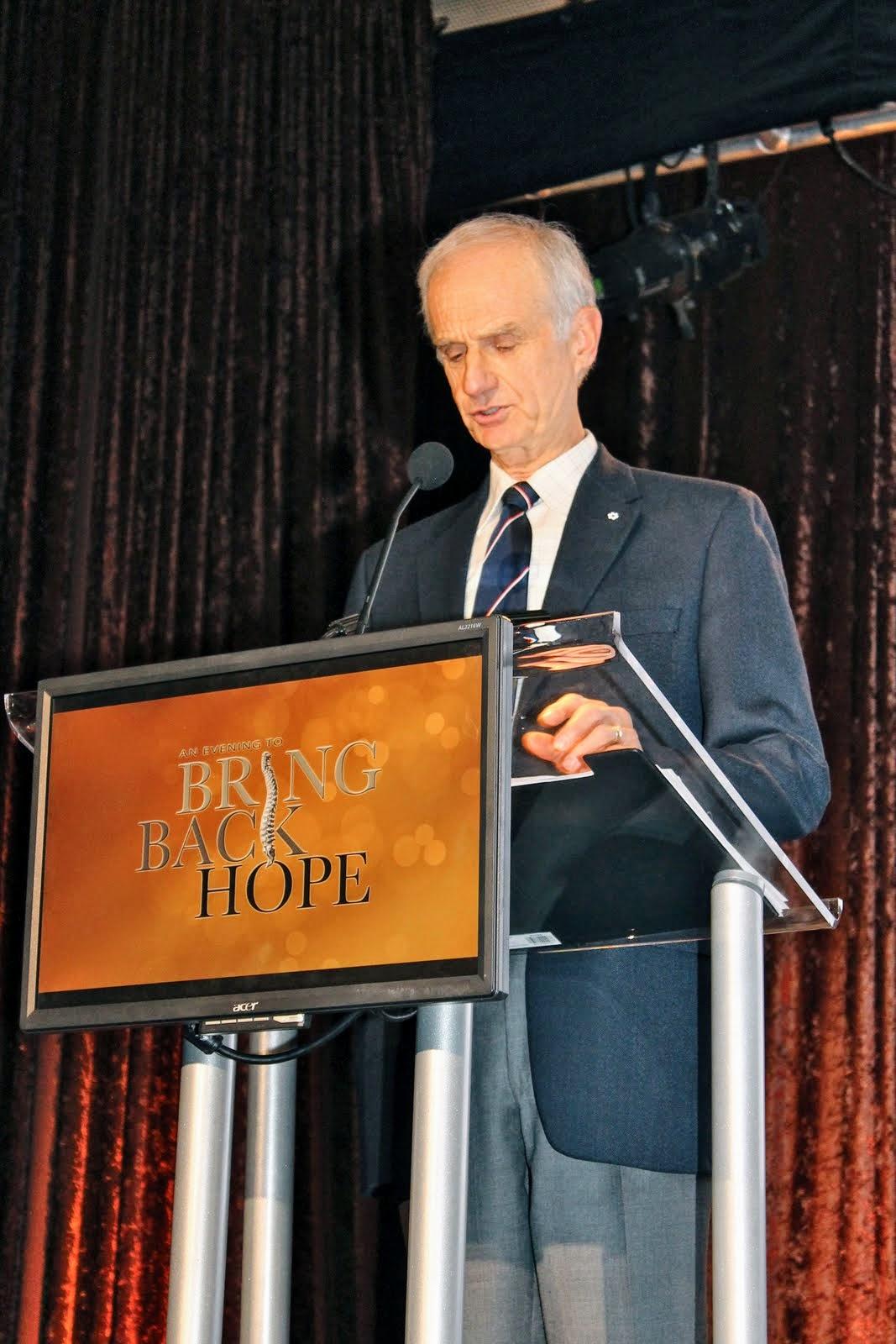 Dr. Robert Taylor BBH 2012