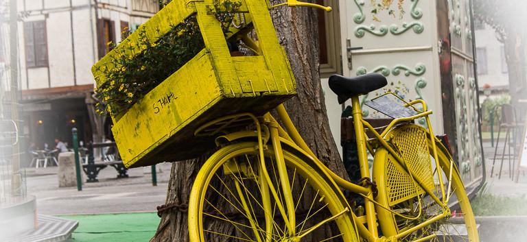la bicyclette jaune.JPG