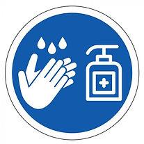 panneau-gel-hydroalcoolique-servez-vous-