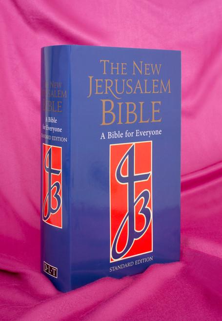 NJB Standard Edition Blue Cloth Bible