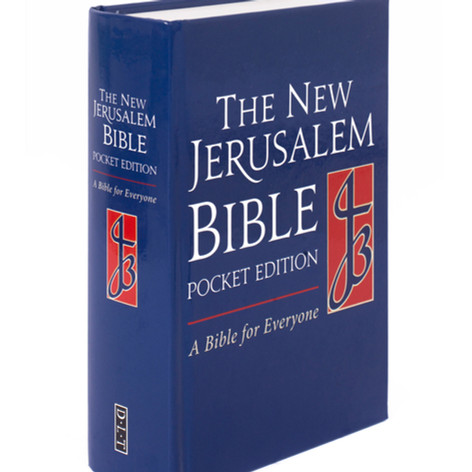 NJB Pocket Edition Cased Bible