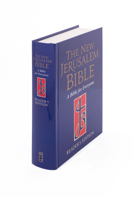 NJB Reader's Edition Cased Bible