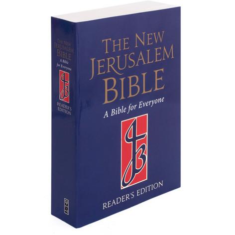 NJB Reader's Edition Paperback Bible