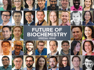 """Lab included in """"Future of Biochemistry"""" edition of Biochemistry"""