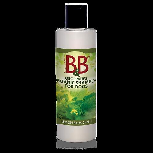 B&B MELISSE Økologisk Hundeshampoo | 2-I-1