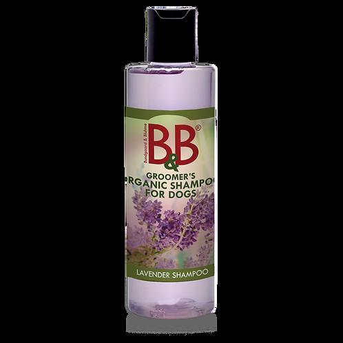 B&B LAVENDEL Økologisk Hundeshampoo