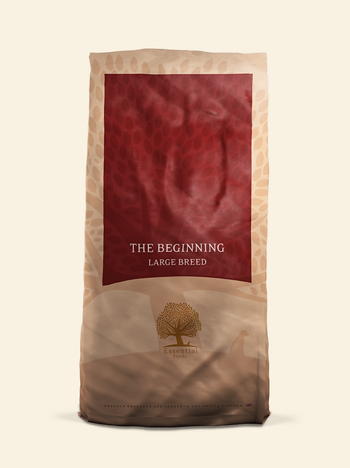 "Essential food ""The beginning - Large breed"""
