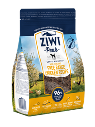 ZIWI Peak air-dryed